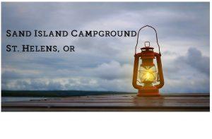 San Island Campground Logo