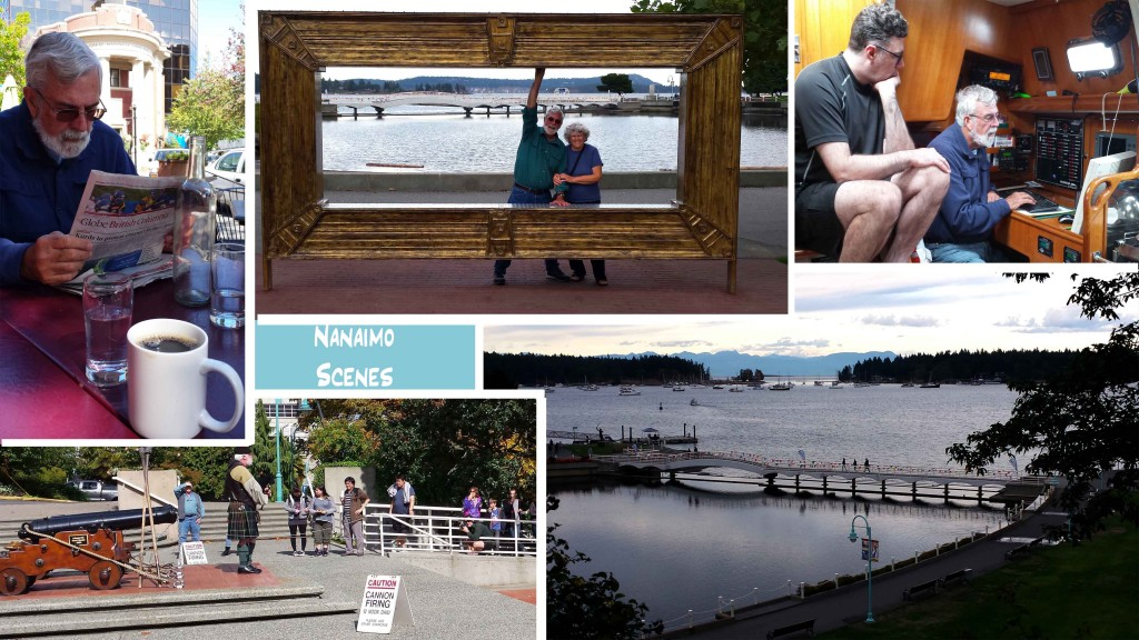 Collage of Nanaimo Scenes